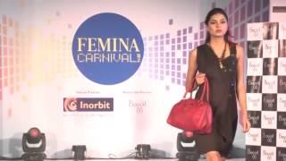 Baggit Spread Glamour at the FeminaCarnival Runway at InorbitMall Thumbnail