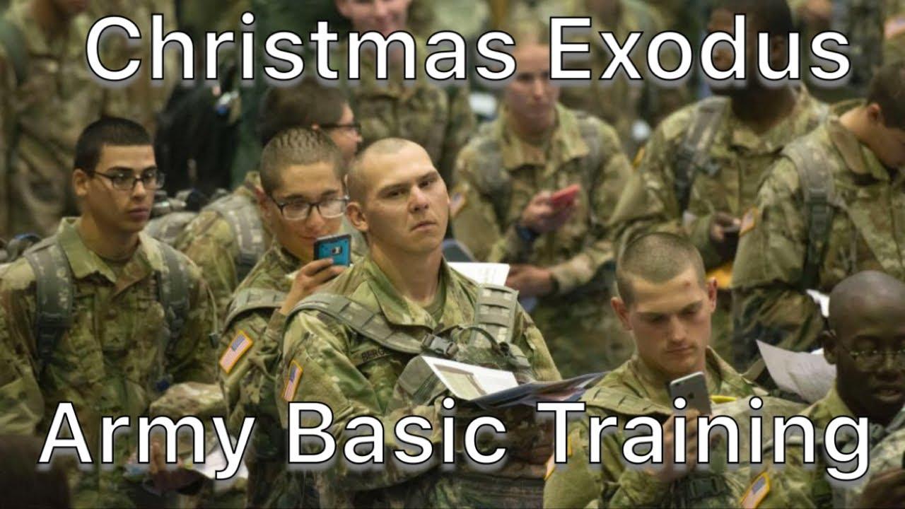 Army Christmas Exodus 2019 Dates Christmas Exodus