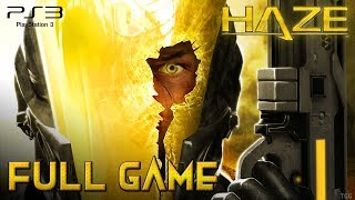 Haze (PlayStation 3) - Full Game 720p60 HD Playthrough - No Commentary