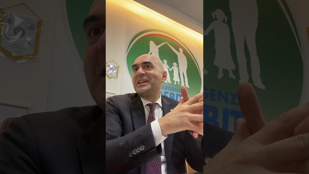 Presidente Ufficio Emergenza Debiti Stefano Fabiani ...