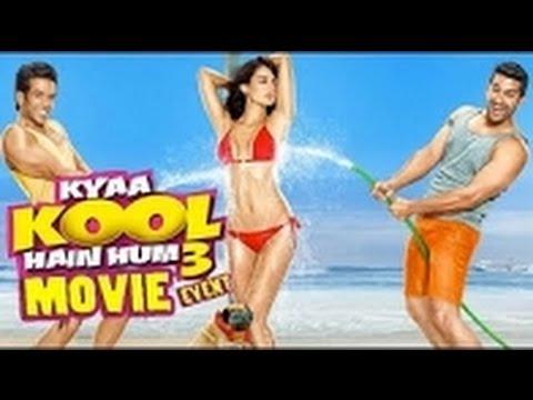Kyaa Kool Hain Hum 3 - Movie - 2016│Tusshar Kapoor│Mandana Karimi│Aftab Shivdasani│Full Promotions