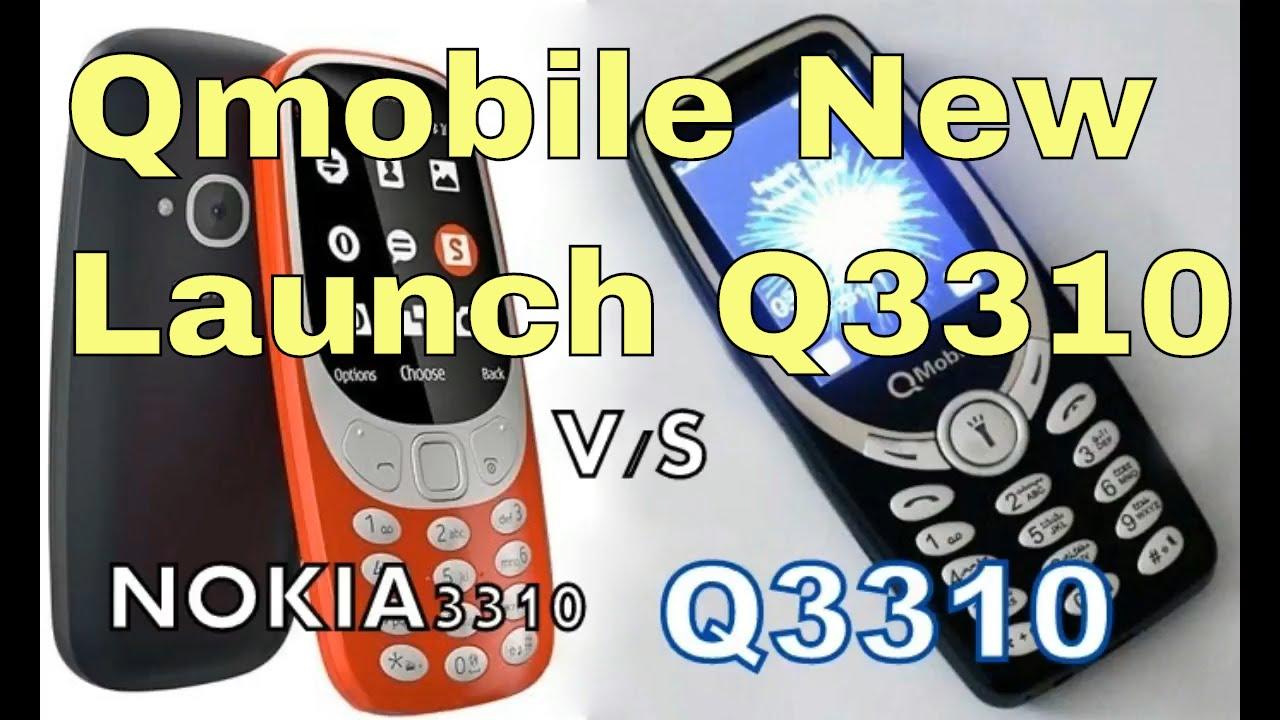 Q mobile 3310 price in pakistan