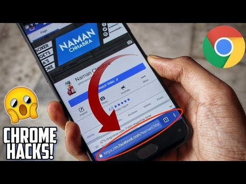 7 UNBELIEVABLE HIDDEN Chrome (Android) HACKS & TRICKS Everyone Should know! 2017