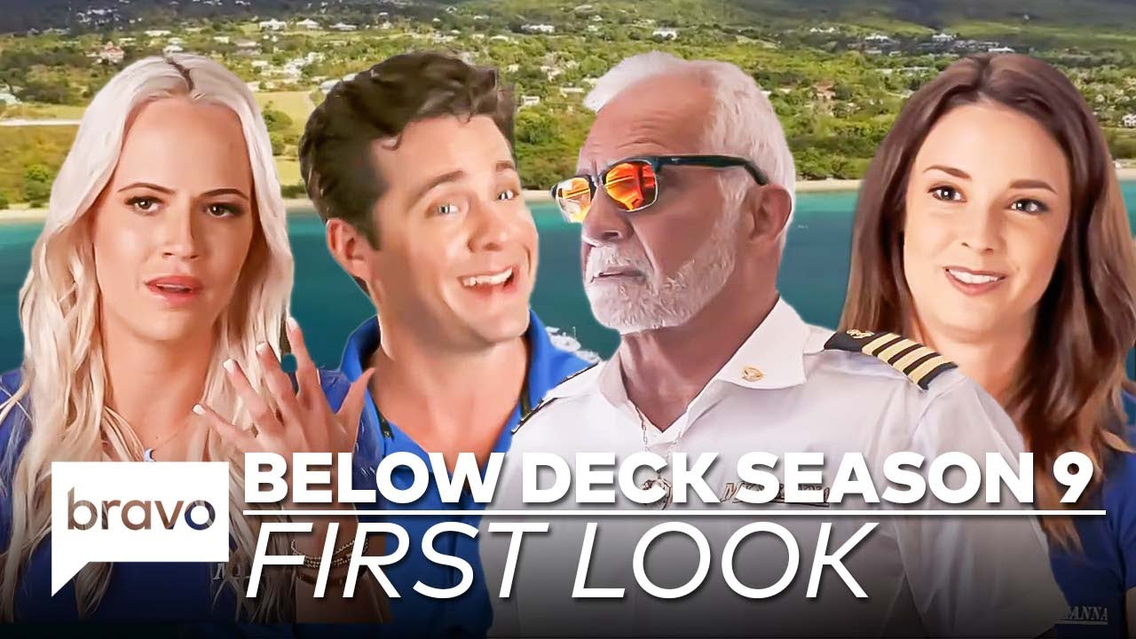 Download Your First Look at Below Deck Season 9! | Bravo