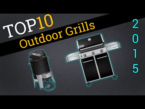 Top 10 Grills 2015 | Best Barbecue Reviews