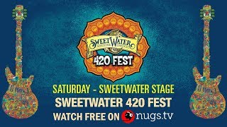 Sweetwater 420 Festival - 4/20/19 - Widespread Panic Live from the Sweetwater Stage