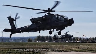4th Combat Aviation Brigade Training In Germany