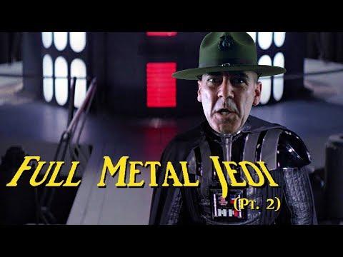 full metal jedi 5 6 star wars meets full metal jacket star