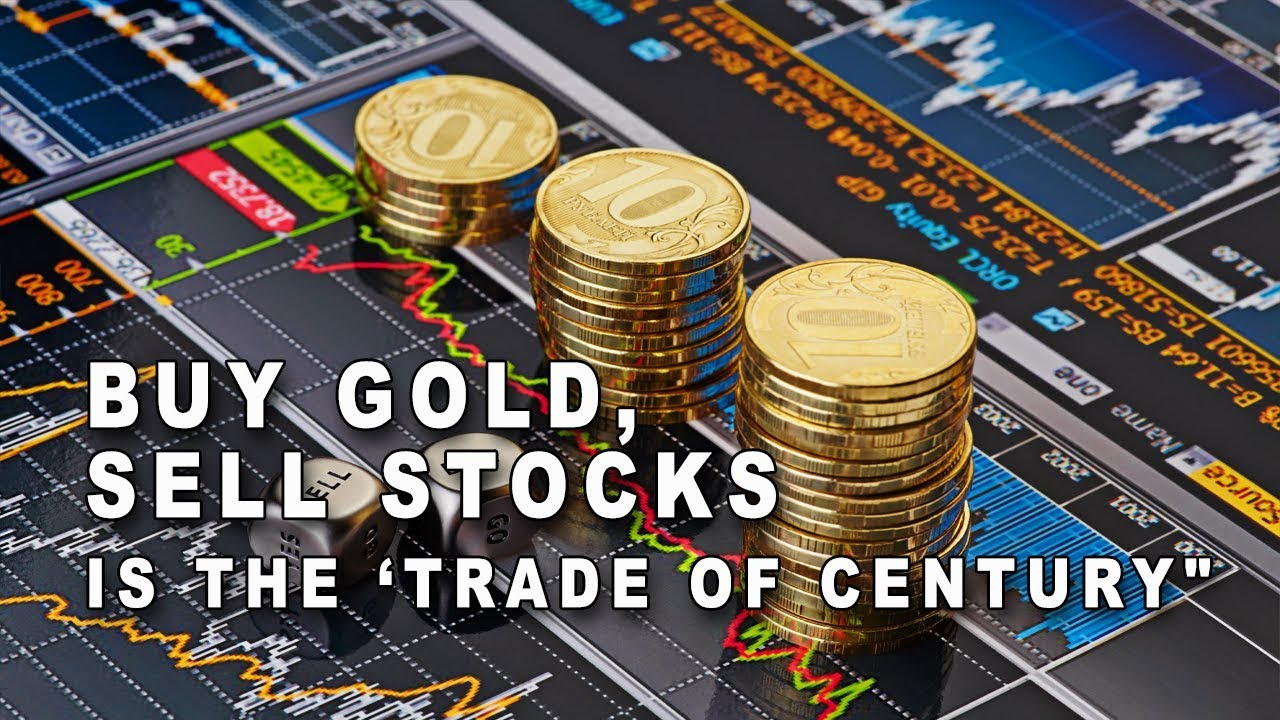 how do i buy gold in the stock market