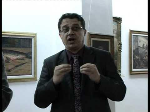 """REDESCHIDEREA SECŢIEI DE ARTĂ, A GALERIILOR DE ARTĂ """"GHEORGHE NAUM"""