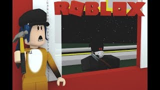 A FAN TRIES TO BREAK IN AND KILL ME!!! (ROBLOX)