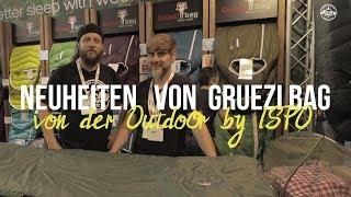 Gruezi Bag Neuheiten Outdoor Ispo Messe München