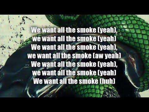 Future & Young Thug - All da Smoke (LYRICS)