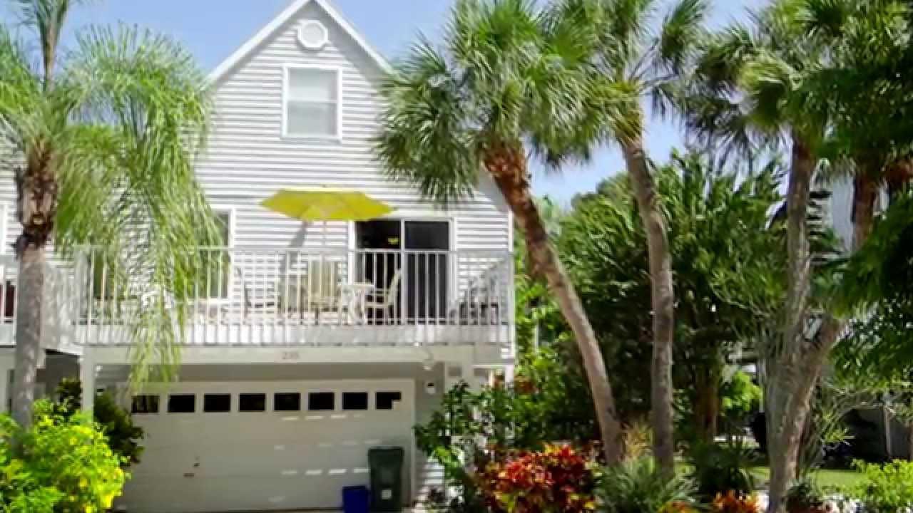 North Beach Village 235 3bd 2ba Anna Maria Island Town House Vacation Getaway