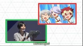 VVV Summit Picture Drama Chapter 2: Everyone, Let's Blitzendegen Th...