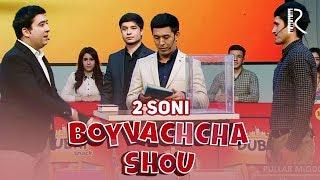 Boyvachcha SHOU 2-son   Бойвачча ШОУ 2-сон