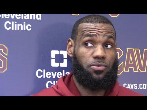 LeBron James embraces idea of female head coach in the NBA