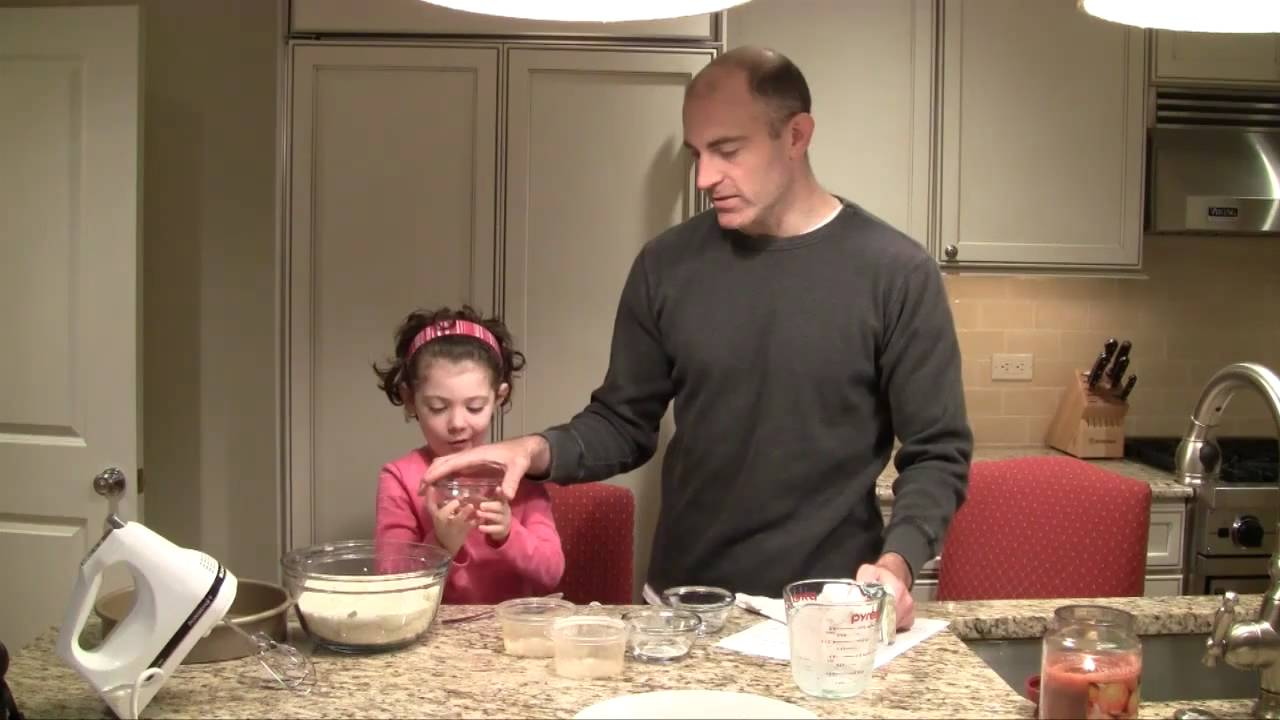 Cooking Egg-free Corn Bread - YouTube