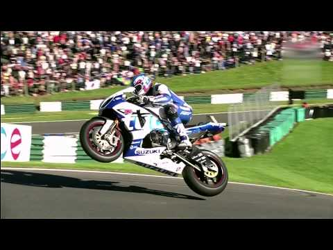 British Superbike 2013, the Cadwell Park jump