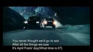 Tokyo Drift-Six Days-Soundtrack-subtitle-english