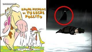 NO VEAS ESTE VIDEO ARRUINARÁ TU INFANCIA CARICATURAS CON SECRETOS OSCUROS