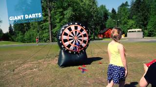 GIANT DARTS - LGK attractions Ltd.