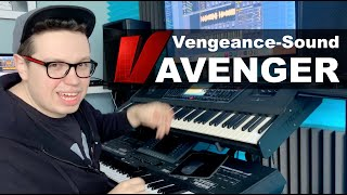 Vengeance Producer Suite - Avenger Overview by Bartek Krzemiński