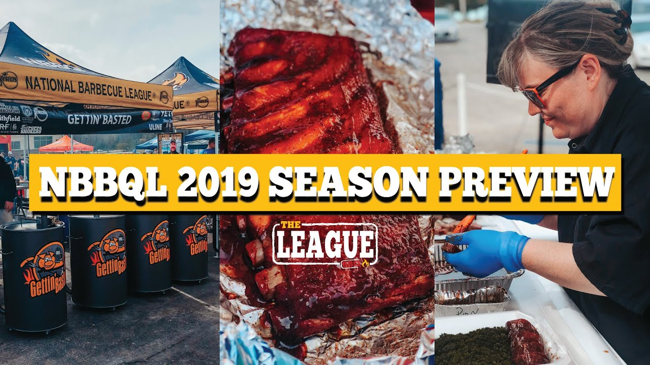 National Barbecue League 2019 Season Preview