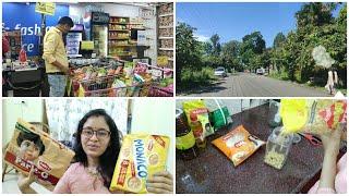 Dehradun market grocery shopping!!
