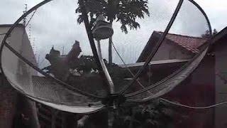 Apontar Antena Satélite C3 a Partir do C2