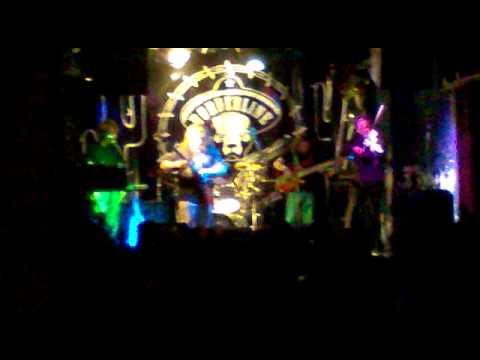David Cross Band - Starless live at Borderline (Pisa) 18/2/2010 Pt. 2
