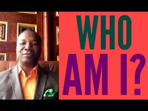 2016-08-10: WHO AM I???