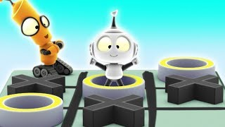 Fun Puzzles for Kids with Rob the Robot | Pre School Learning Videos