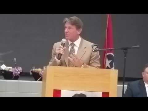 Randy Boyd at Grainger County GOP