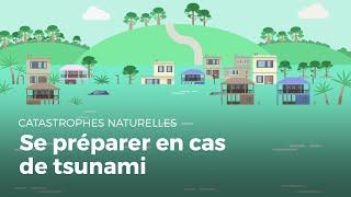 Se préparer face à un tsunami | Catastrophe naturelle