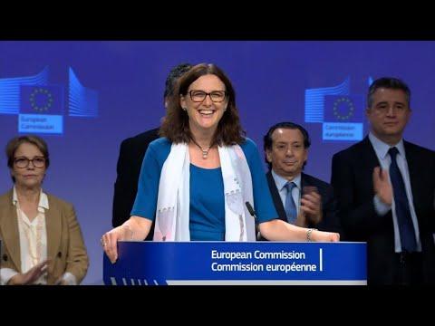 People & Profit - Tricks of the trade: How the EU negotiates trade deals