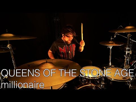 Maxime Le Gall - Queens of the Stone Age - Millionaire (Drum Cover)