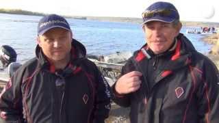 Константин Кузьмин и Сергей Беляев. Pro Anglers League (PAL) 2013, третий этап.