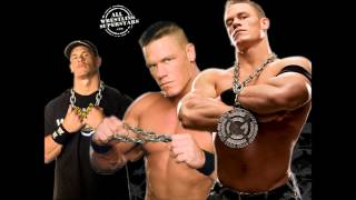 (HD) John Cena 2nd Theme Song - Basic Thuganomics with Download Link