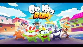 Om Nom: Run gameplay Android-iOS