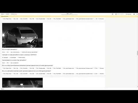 Проверка брендирования на автомобилях - Ответы (Яндекс Толока)