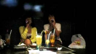 june 9th, 2009 - karaoke
