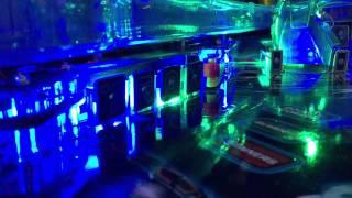 Tron colour changing GI test