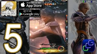 MOBIUS Final Fantasy Android iOS Walkthrough - Part 5 - Chapter 1