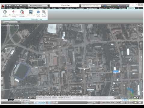 GeoCode - reverse geocoding in AutoCAD 2014 (and higher)