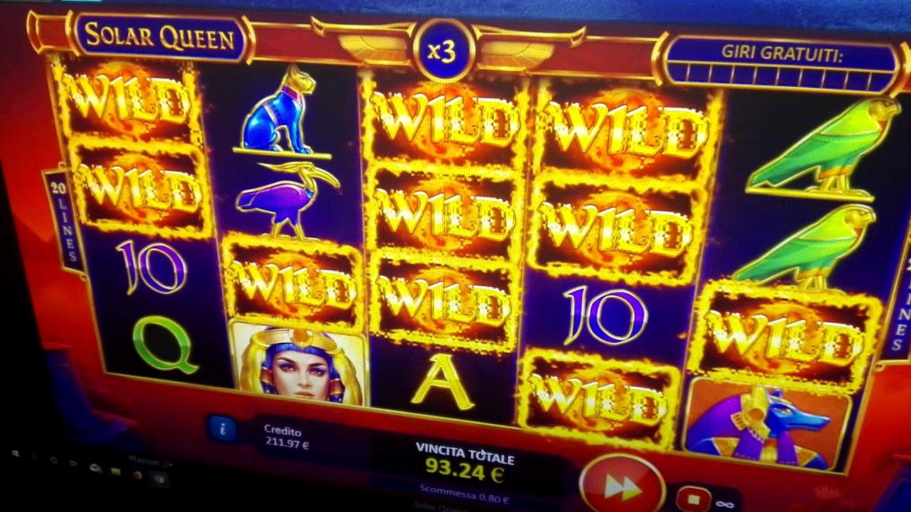 Solar Queen Slot Machine