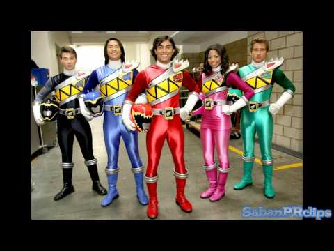 Power Rangers Dino Charge - Offical Opening Theme