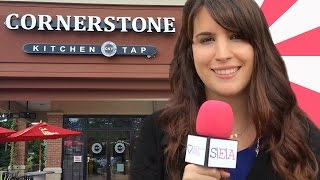 Craft Beer, Cuisine, and the Pink Mic at CKT in Jackson, NJ!