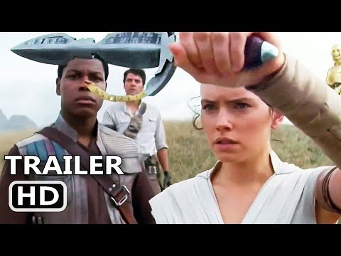 """STAR WARS 9 """"Rey Gets Ready for the Fight"""" Trailer (NEW 2019) The Rise of Skywalker Movie HD"""
