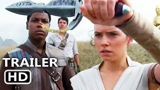 "STAR WARS 9 ""Rey Gets Ready for the Fight"" Trailer (NEW 2019) The Rise of Skywalker Movie HD"